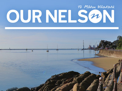 our nelson homepage promo rocks road
